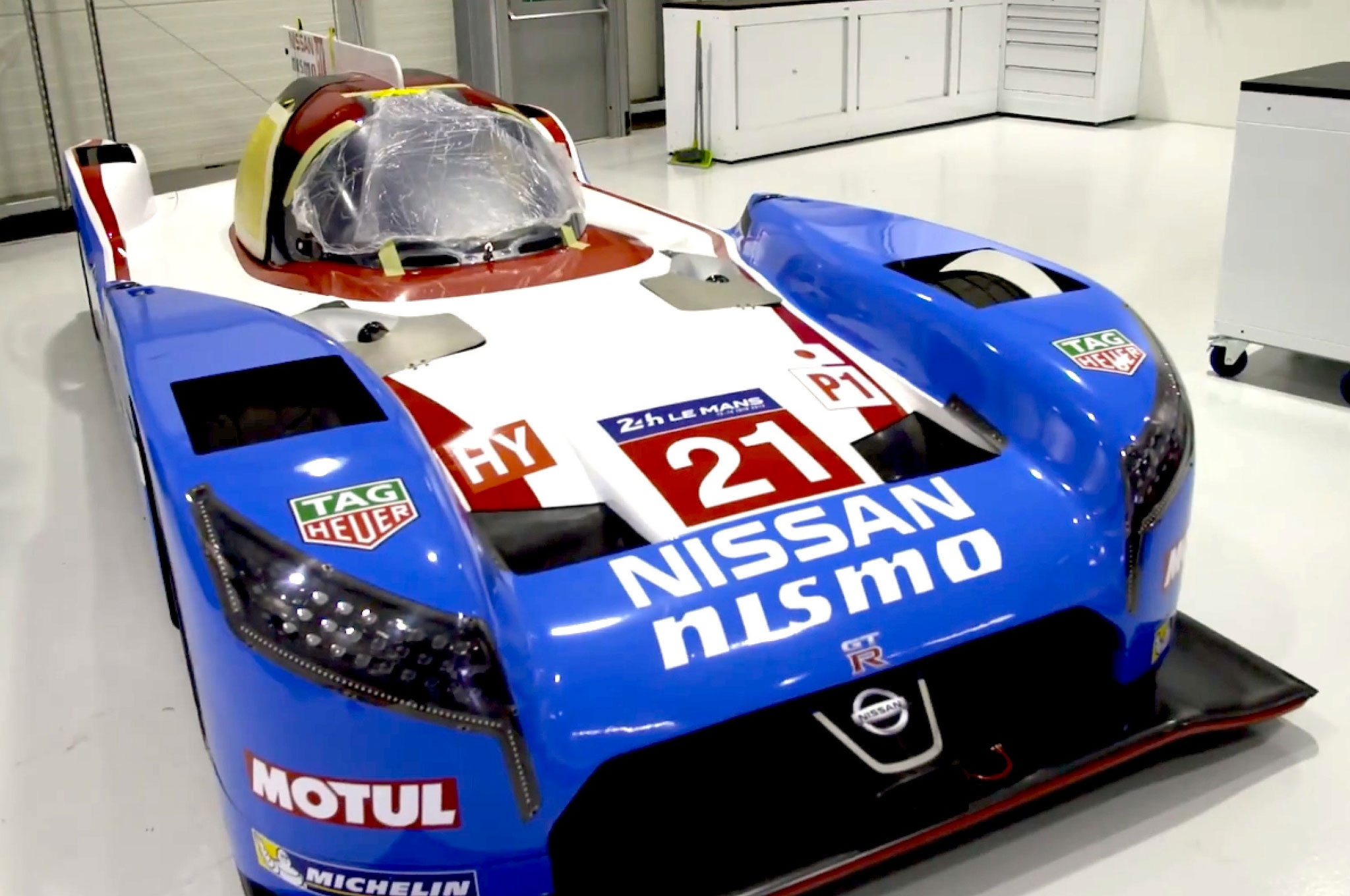 Nissan GT-R LM Nismo Racer to Wear Historic Livery at Le Mans
