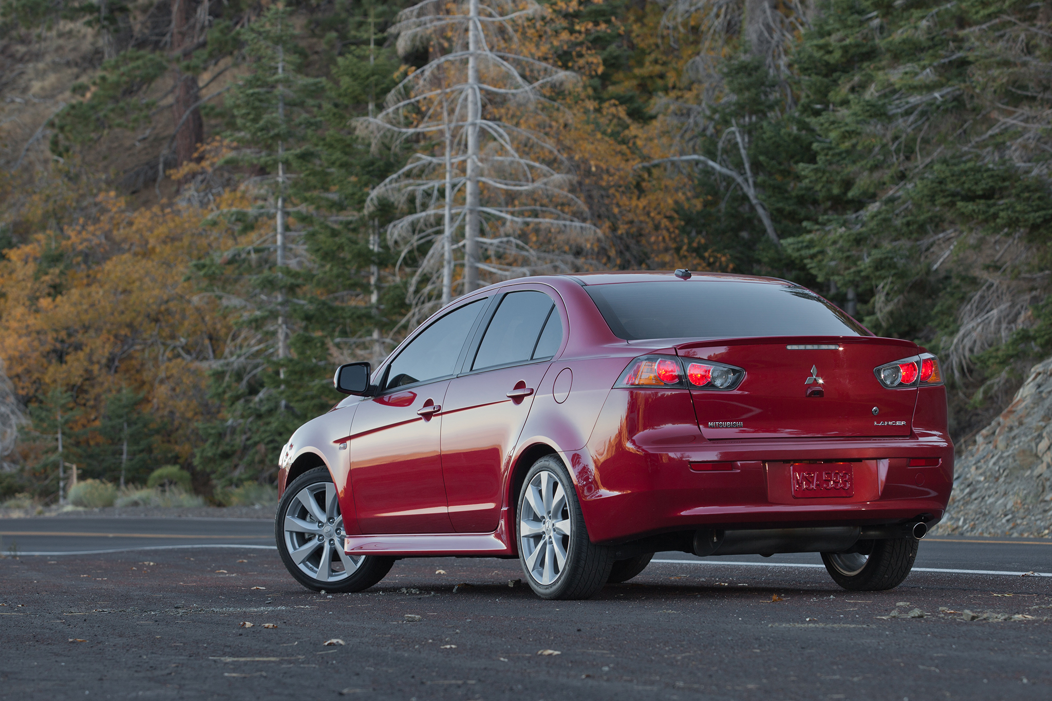 Next Mitsubishi Lancer to be Developed In-House if No Partner is Found