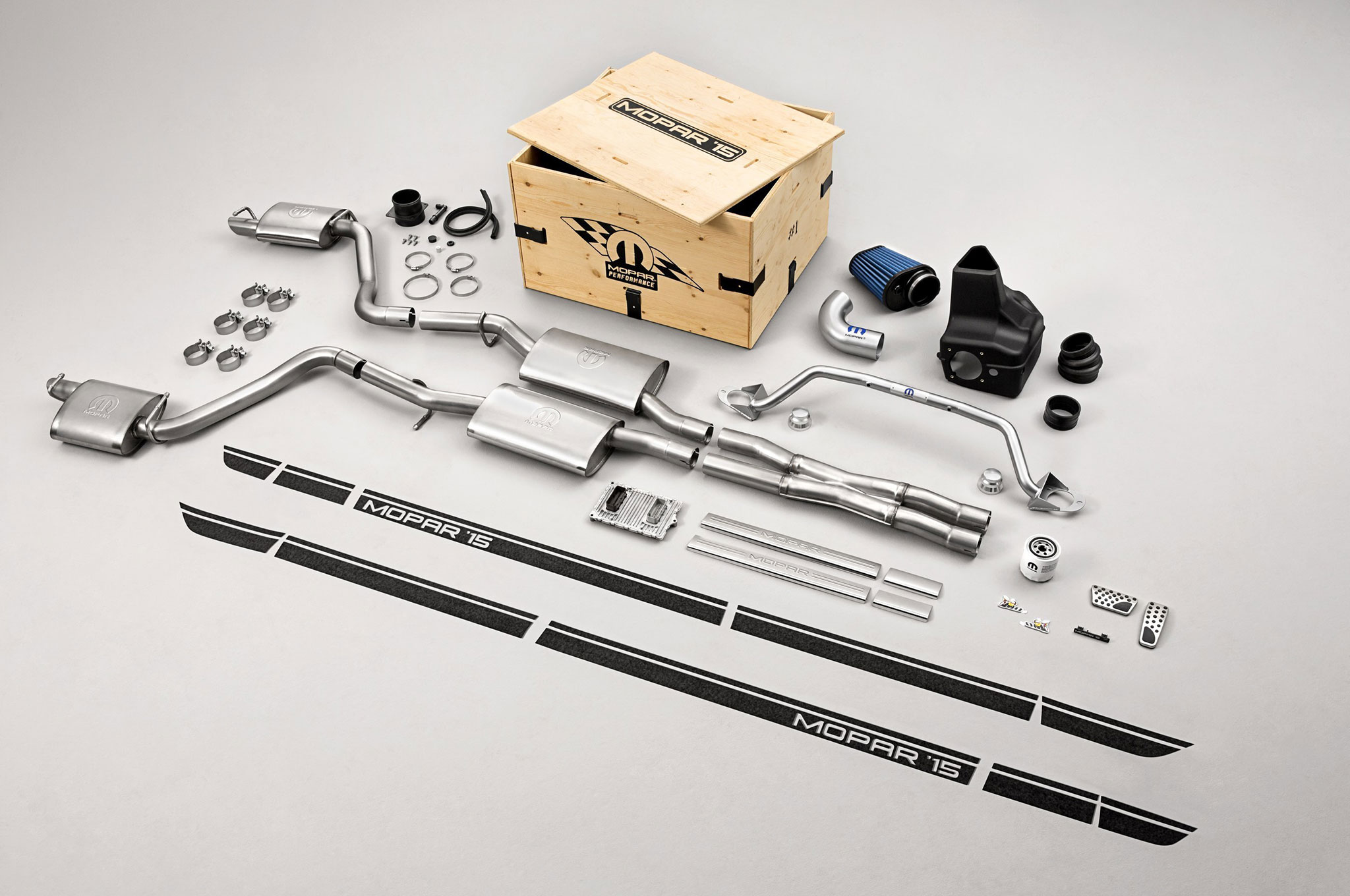 Mopar Launches Limited-Edition Performance Kit for Dodge Charger R/T