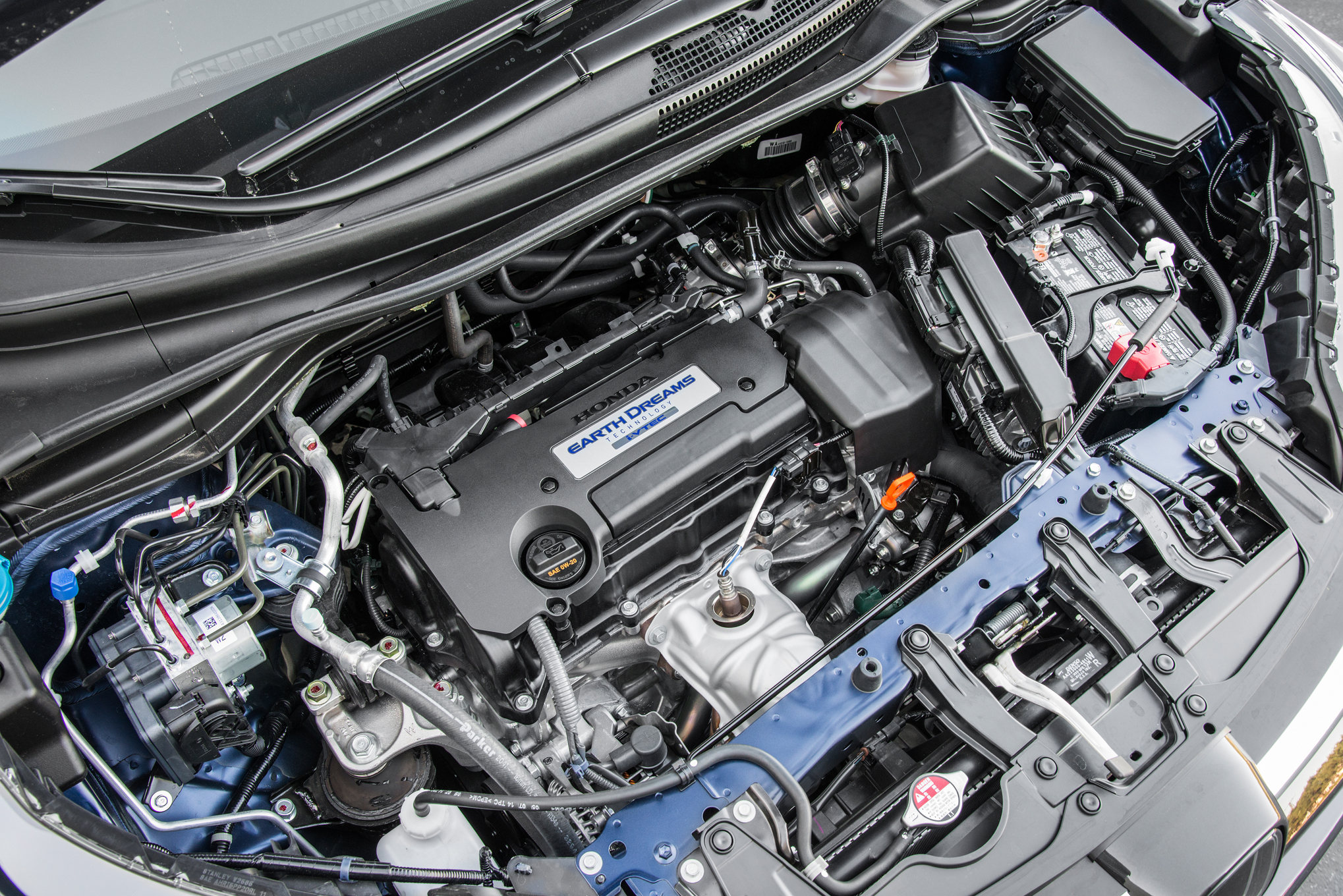 2016 honda crv engine