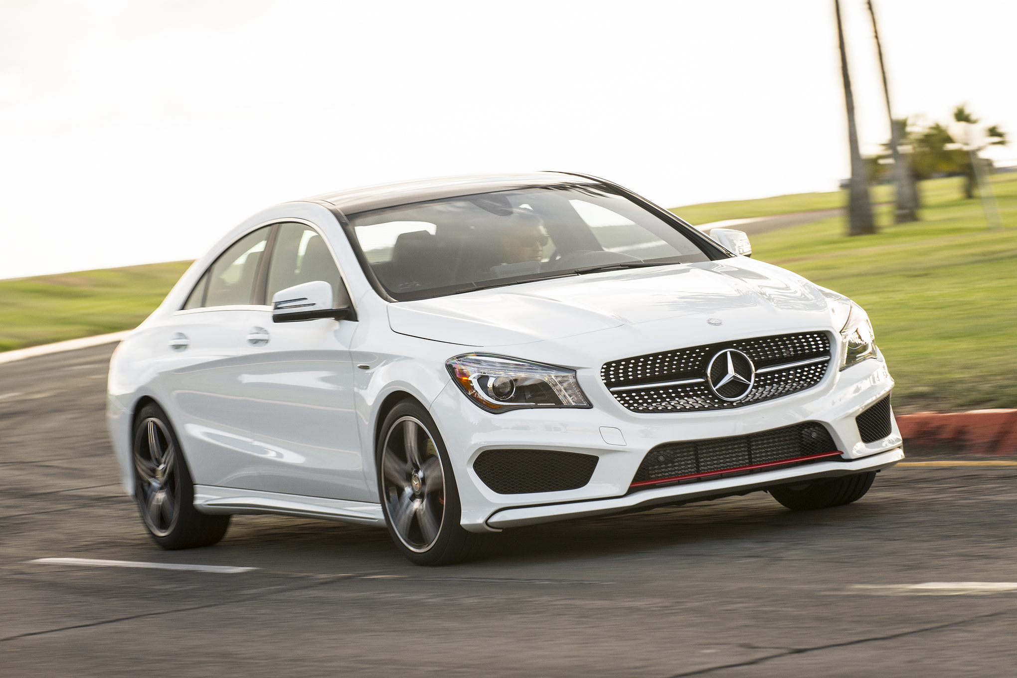 2015 Mercedes Benz Cla250 4matic Long Term Arrival Motor