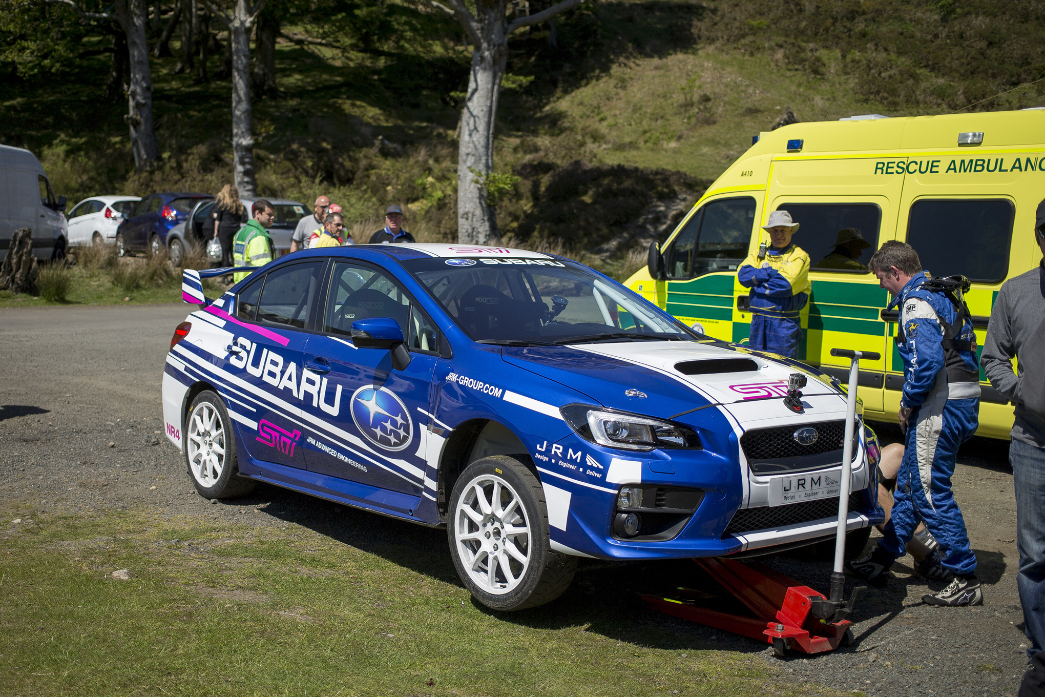 Manhandled: Three Rally Car Experiences with Subaru at the Isle of ...