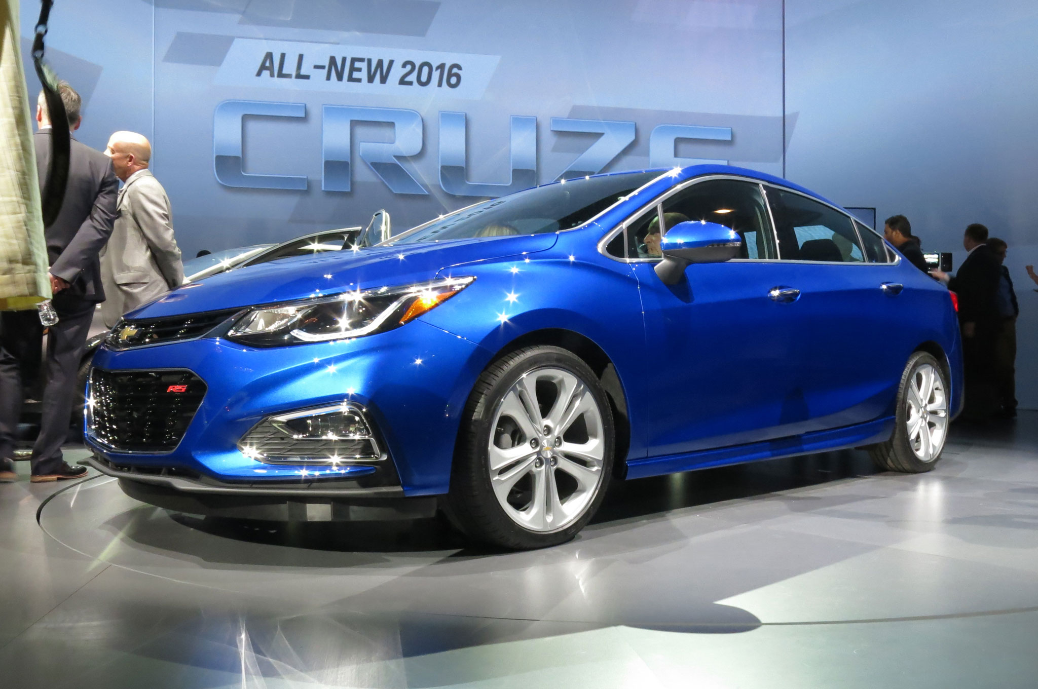 Chief Engineer: Most 2016 Chevrolet Cruze Models To Get 40+ MPG Hwy