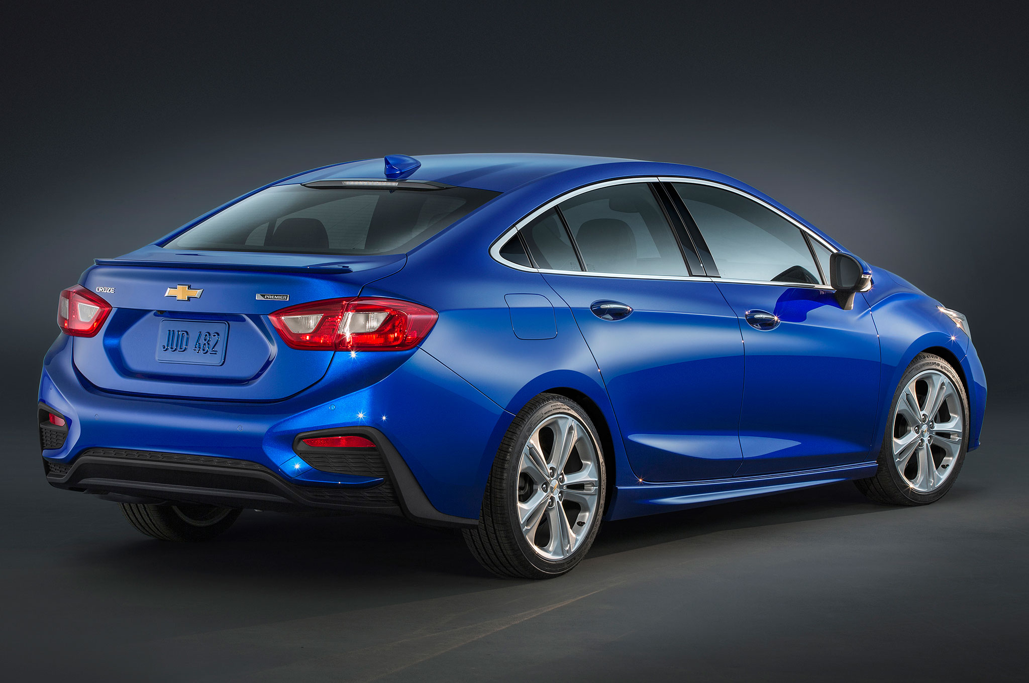 2016 Chevrolet Cruze First Look Motor Trend Chevy Engine Bay Wiring
