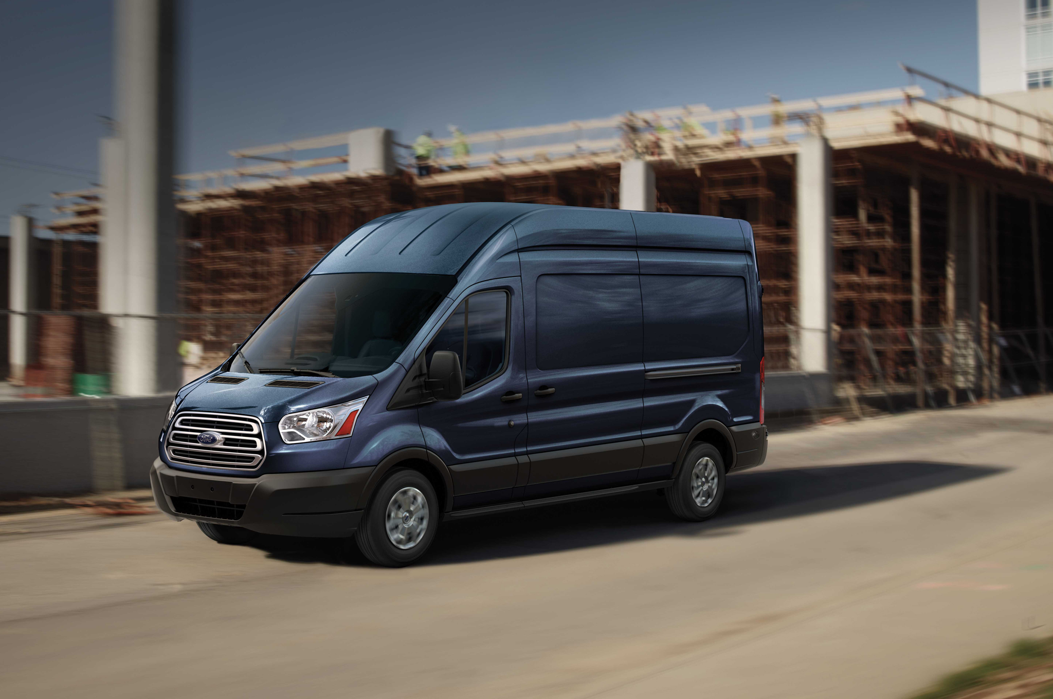 2016 Ford Transit Gets Sync 3 Transit Connect Also Updated Motor