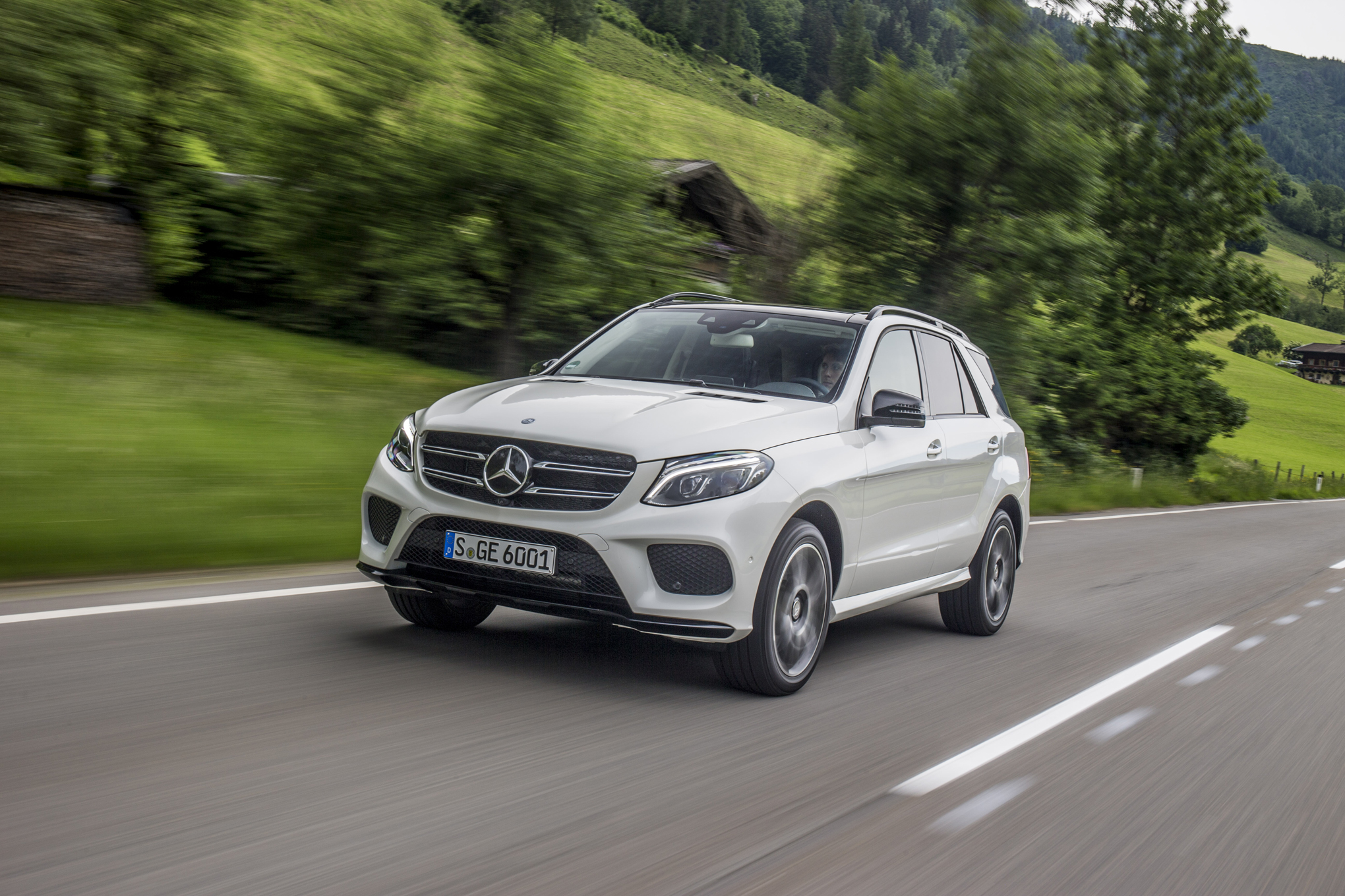 2016 Mercedes Benz Gle Class First Drive Review