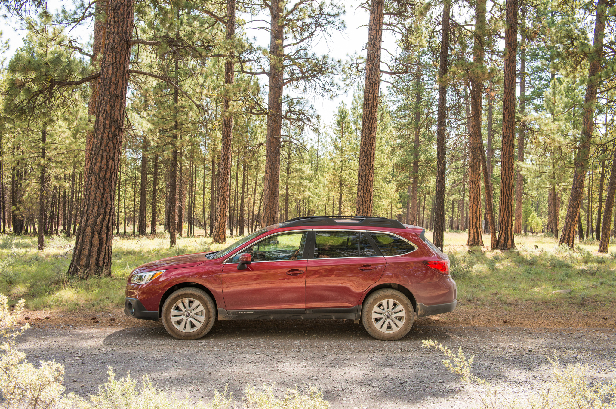 2016 Subaru Legacy and Outback Gain New Tech, Updated