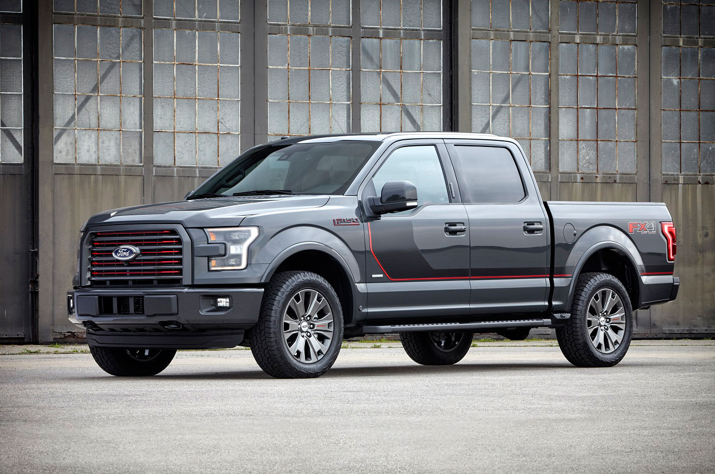 Ford F  Gets New Special Edition Appearance Package Option