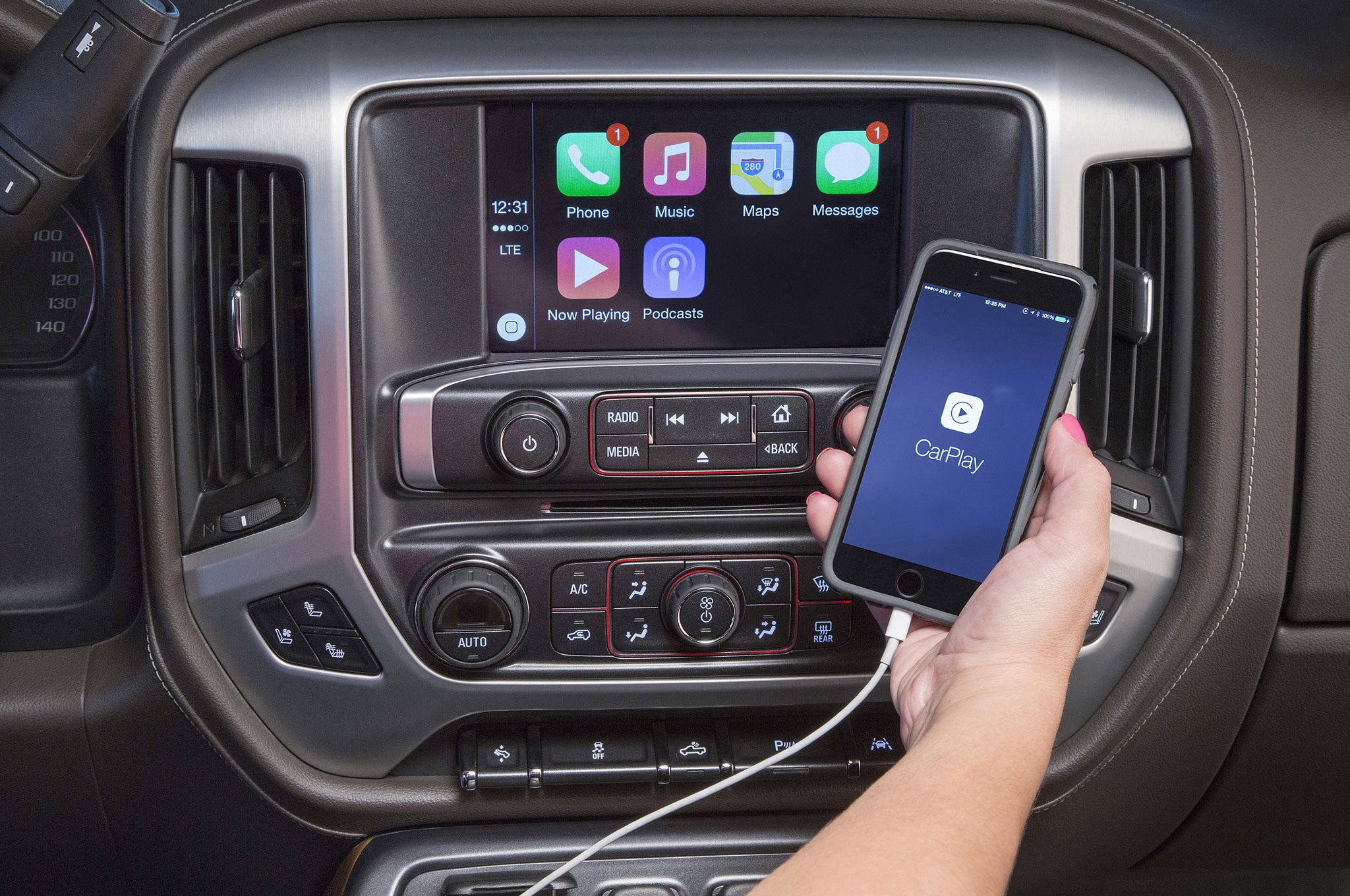 Buick Gmc Introduce Apple Carplay On 2016 Models Motor Trend Automotive Software Runaway Power Content From Electronic Design