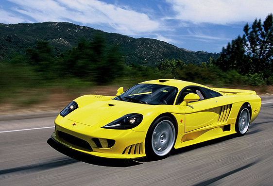 Saleen Selling the Assets and Intellectual Property of Select Models