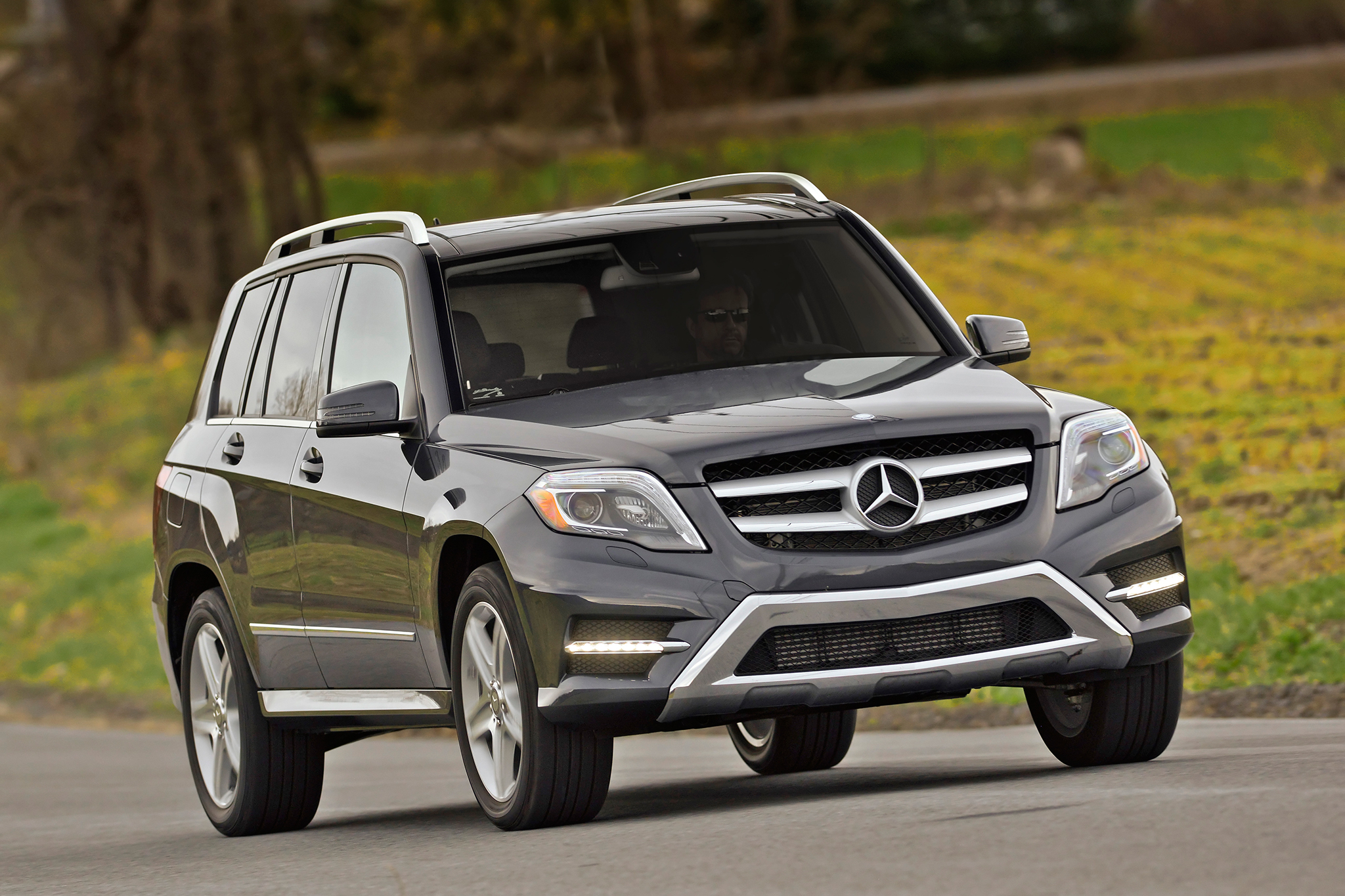 Crossovers With The Best Gas Mileage