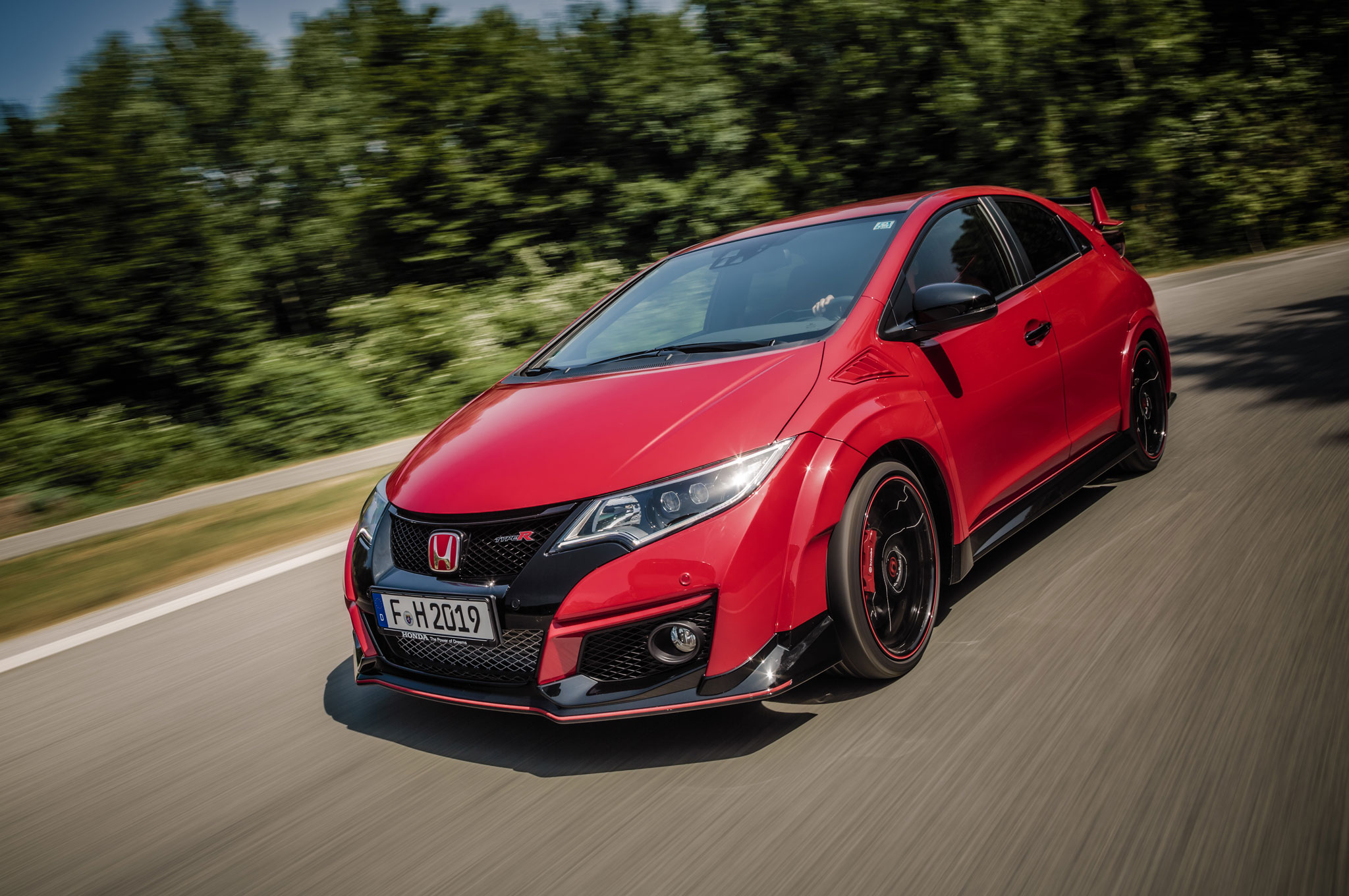 New Honda Ceo Doesn T Have A Car Holding Out For Civic Type R