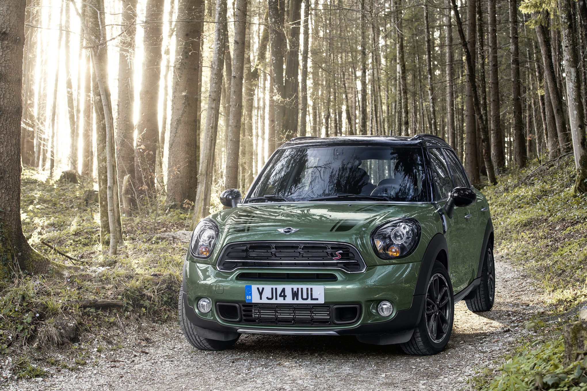 "Next Mini Countryman Will Be an ""Authentic SUV,"" Report Says"