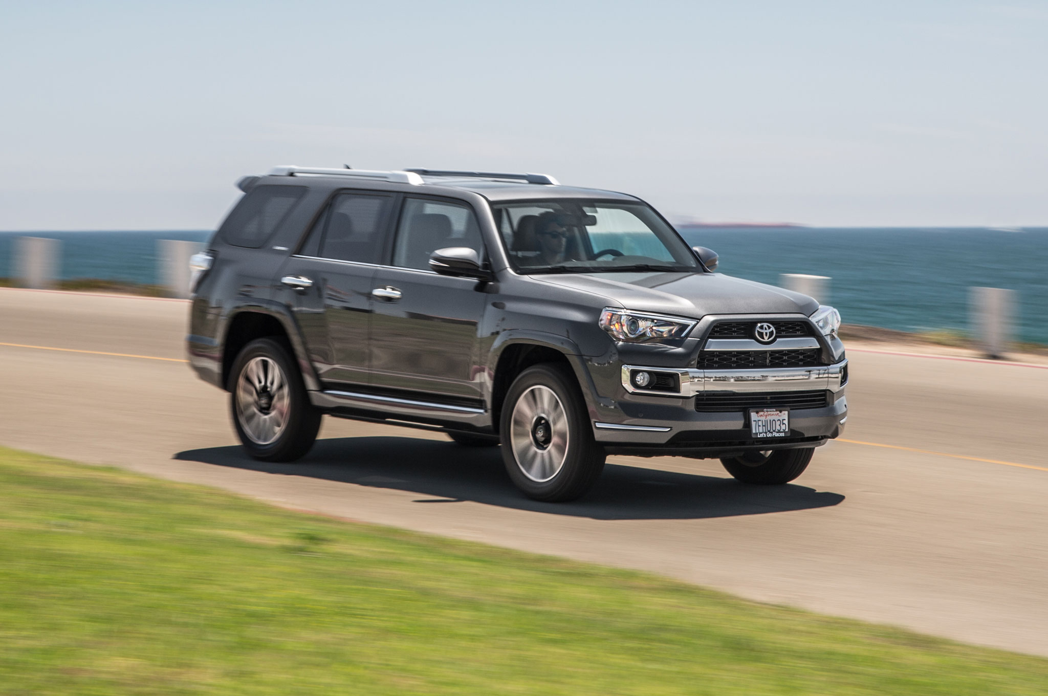 2015 Toyota 4Runner Limited 4x4 First Test