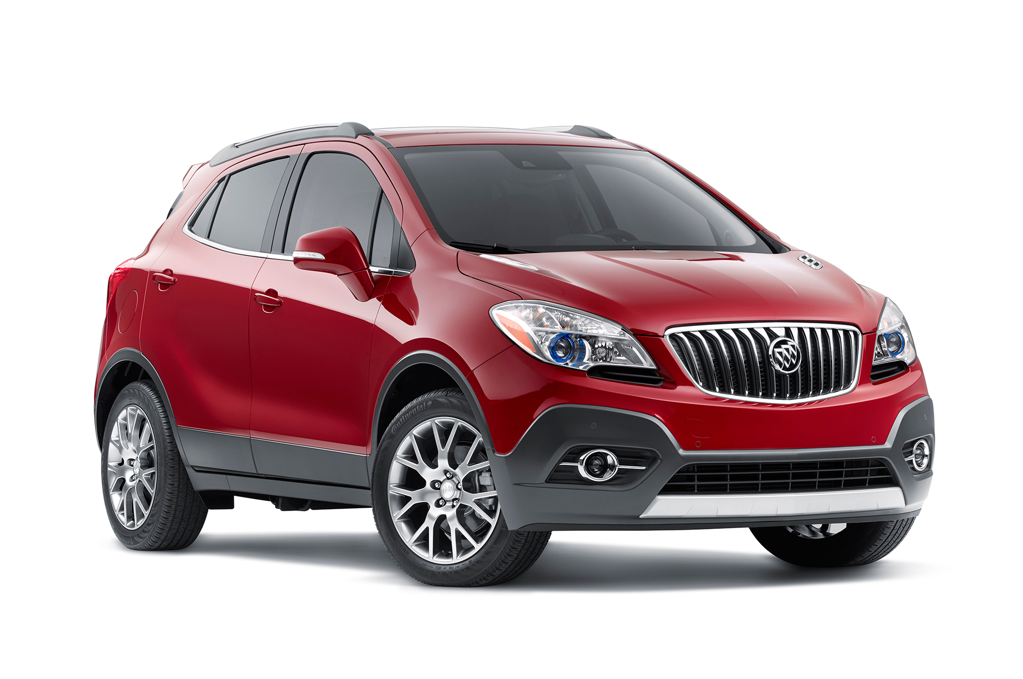 2016 Buick Encore Sport Touring Has More Power, Torque