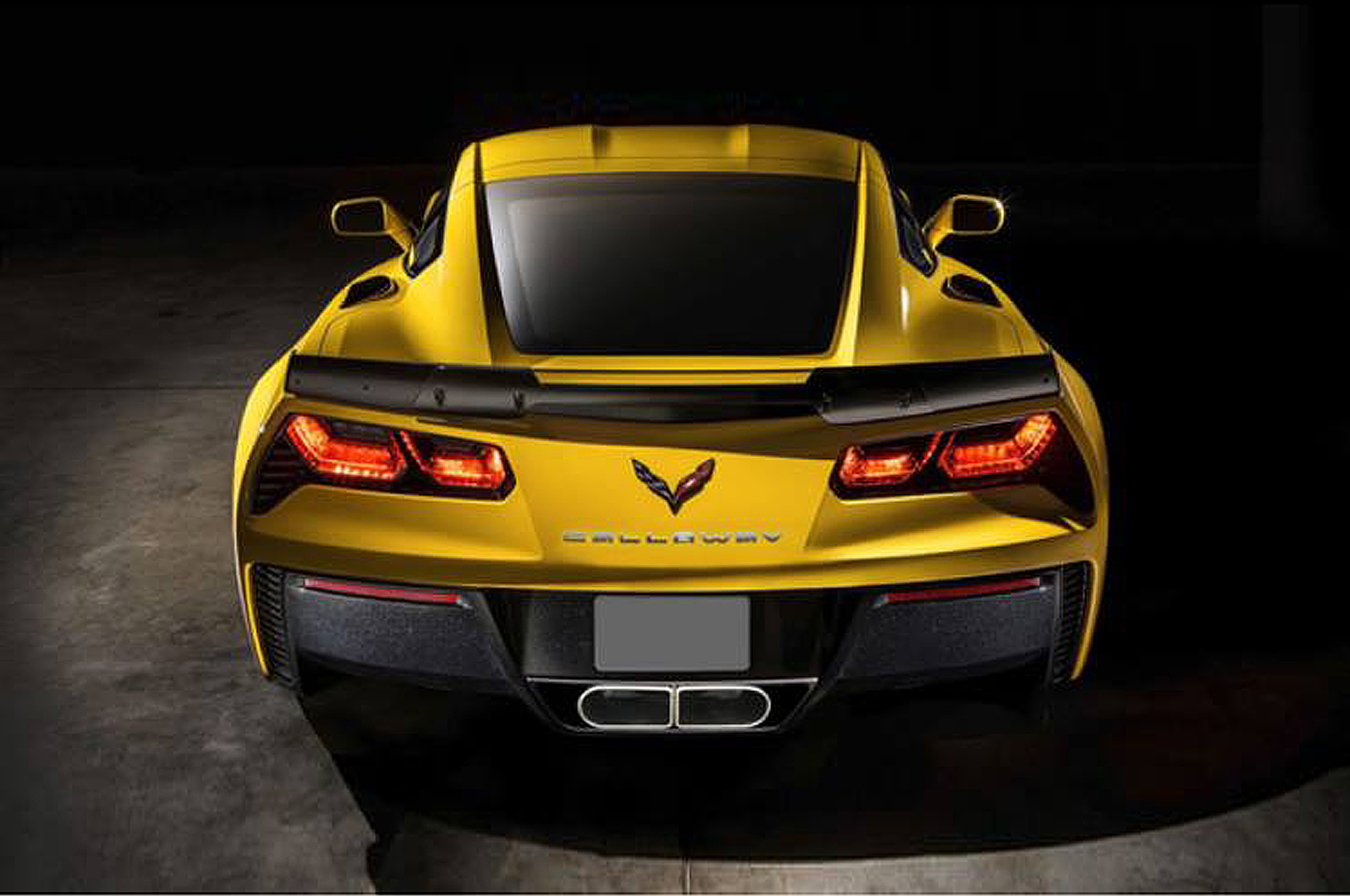 Callaway, Lingenfelter Upgrades Boost 2015 Corvette Z06 to Over 700 HP