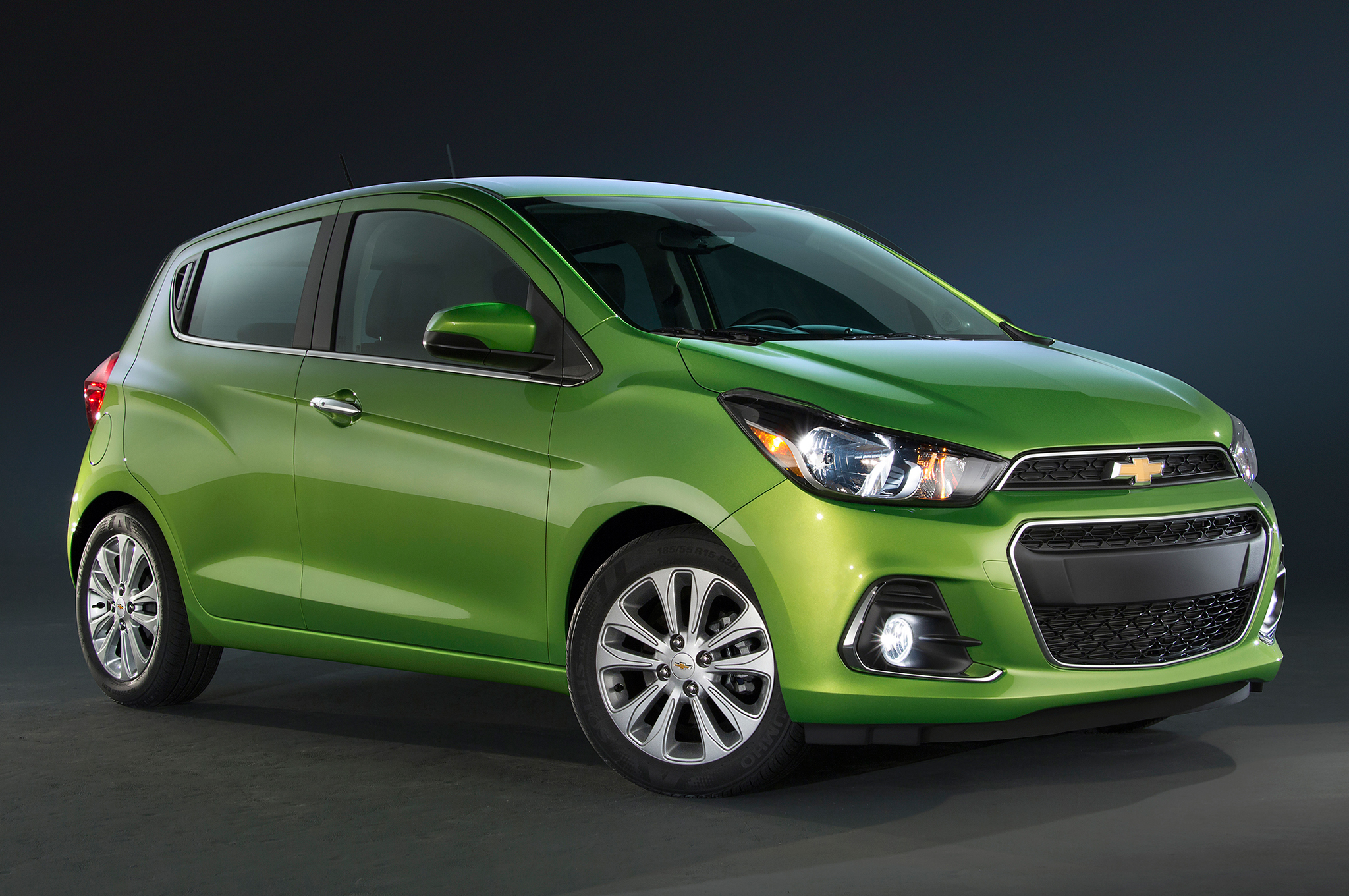 Chevrolet to Invest $5B in New Small Car Family for Emerging Markets