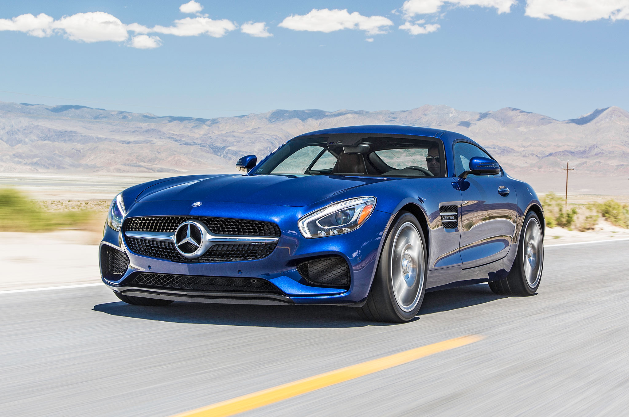 2016 Mercedes Amg Gt S First Test Motor Trend