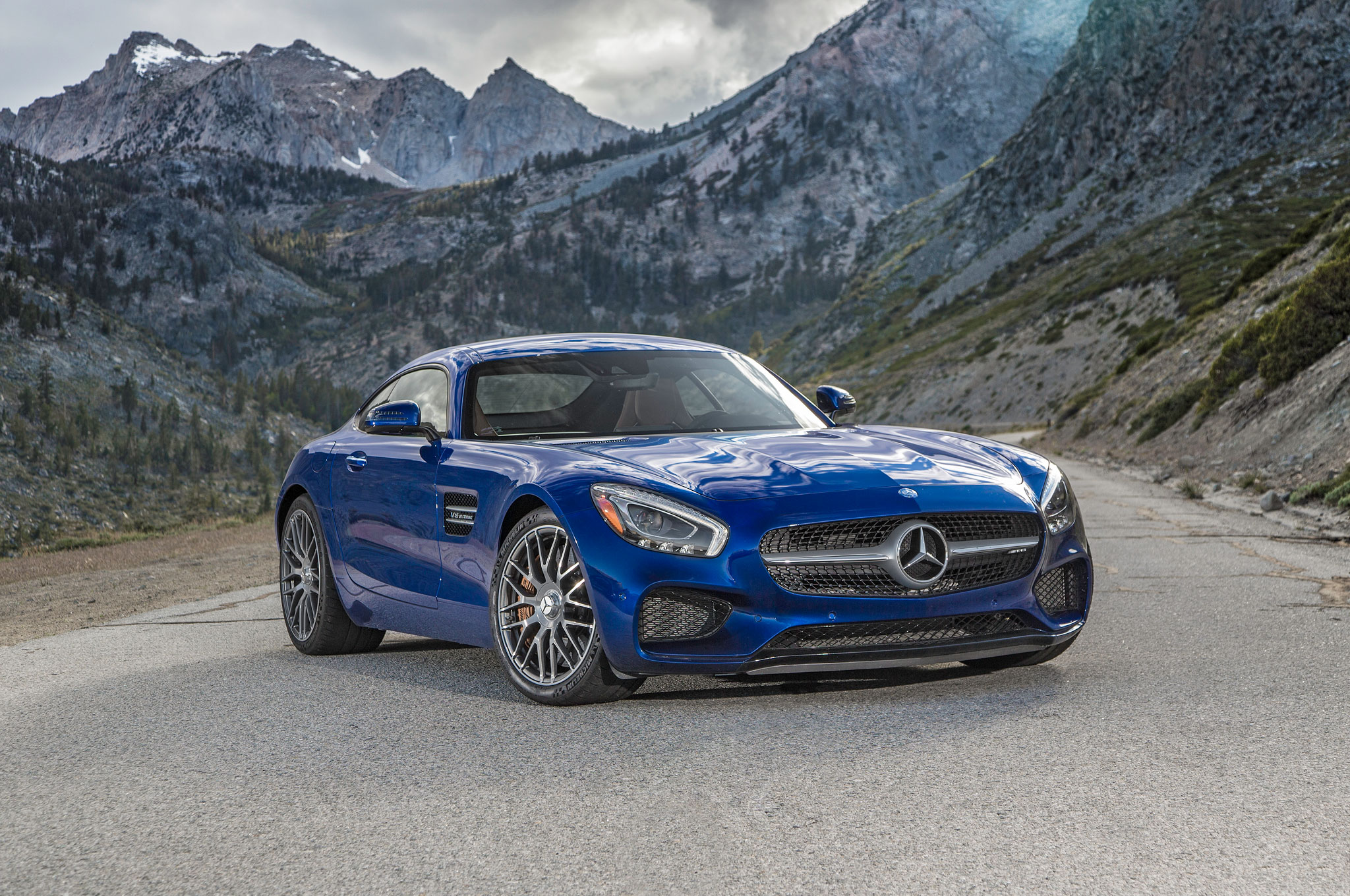 2016 Mercedes-AMG GT S First Test - Motor Trend
