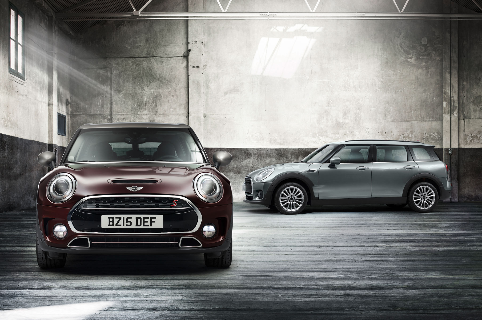 Refreshing Or Revolting 2016 Mini Clubman Motortrend