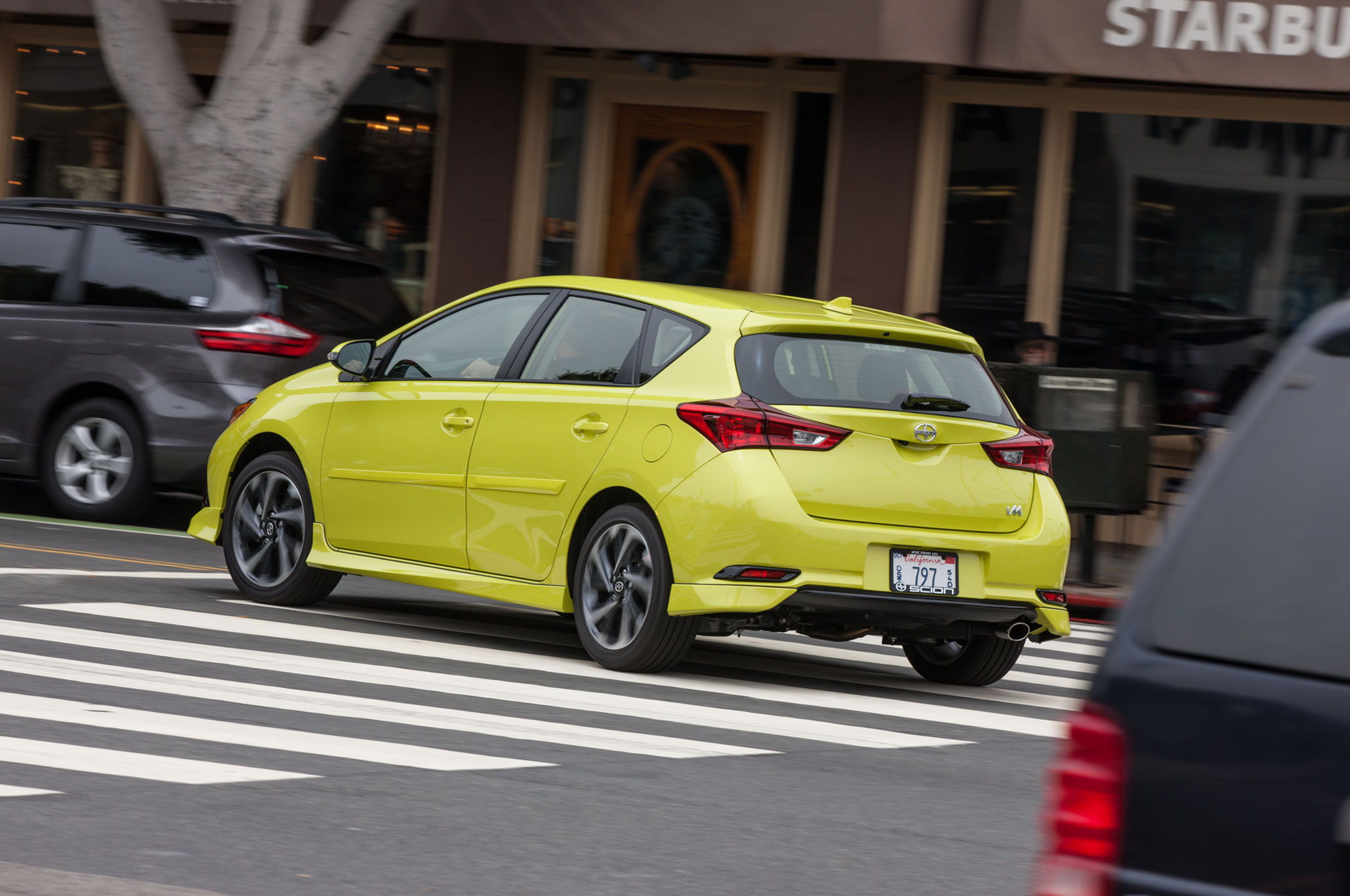 2016 Scion Im First Drive Review Motortrend