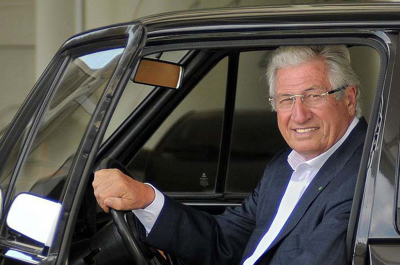 Giorgetto Giugiaro Leaves Design Firm He Founded