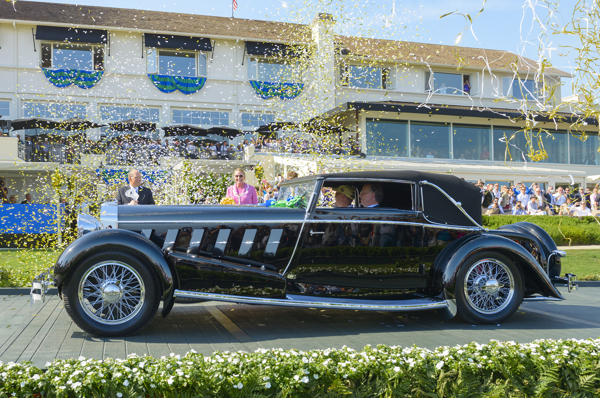 "official photos 3583b 24ecf 1924 Isotta Fraschini Tipo 8A Named ""Best of Show"" at Pebble Beach"