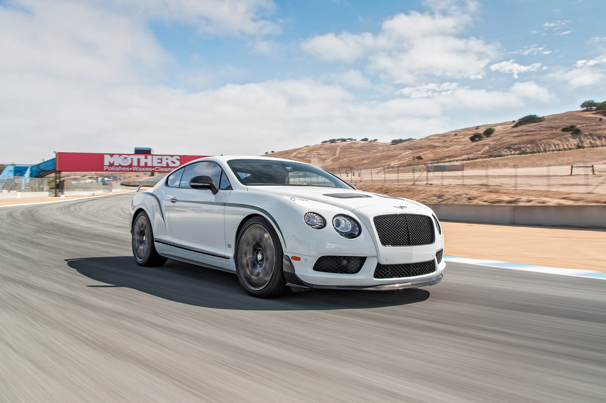2015 Bentley Continental GT3-R First Test Review - Motor Trend