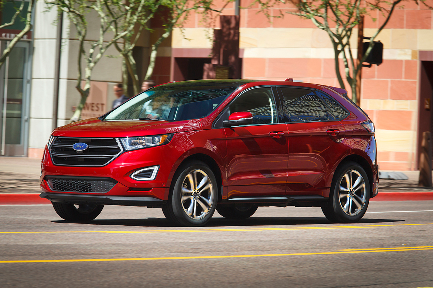 Finding Luxury On A Budget  Suvs And Crossovers You Can Get For