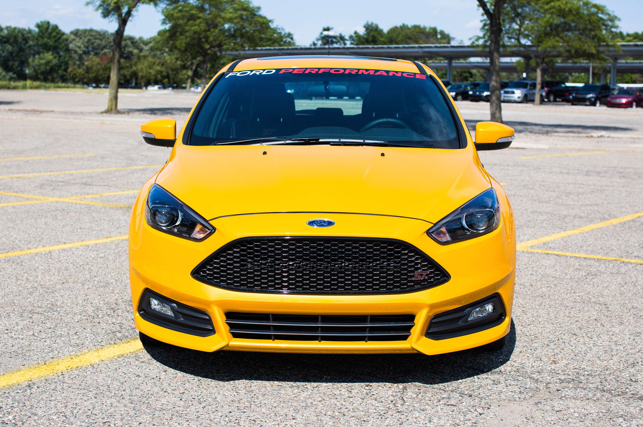 Ford Focus St Boasts  Hp With Mountune Upgrade Kit