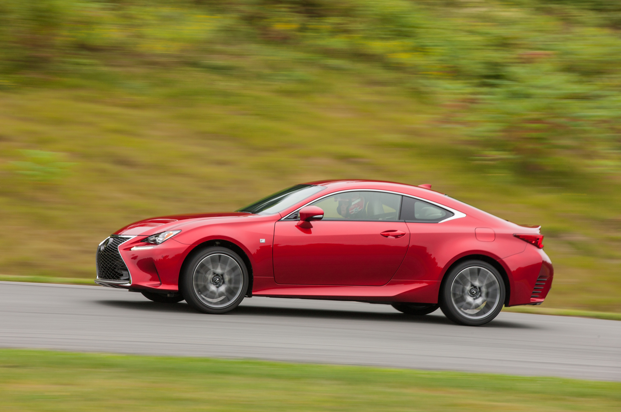 2016 Lexus RC 200t Headed To U.S. With Turbo Four Engine