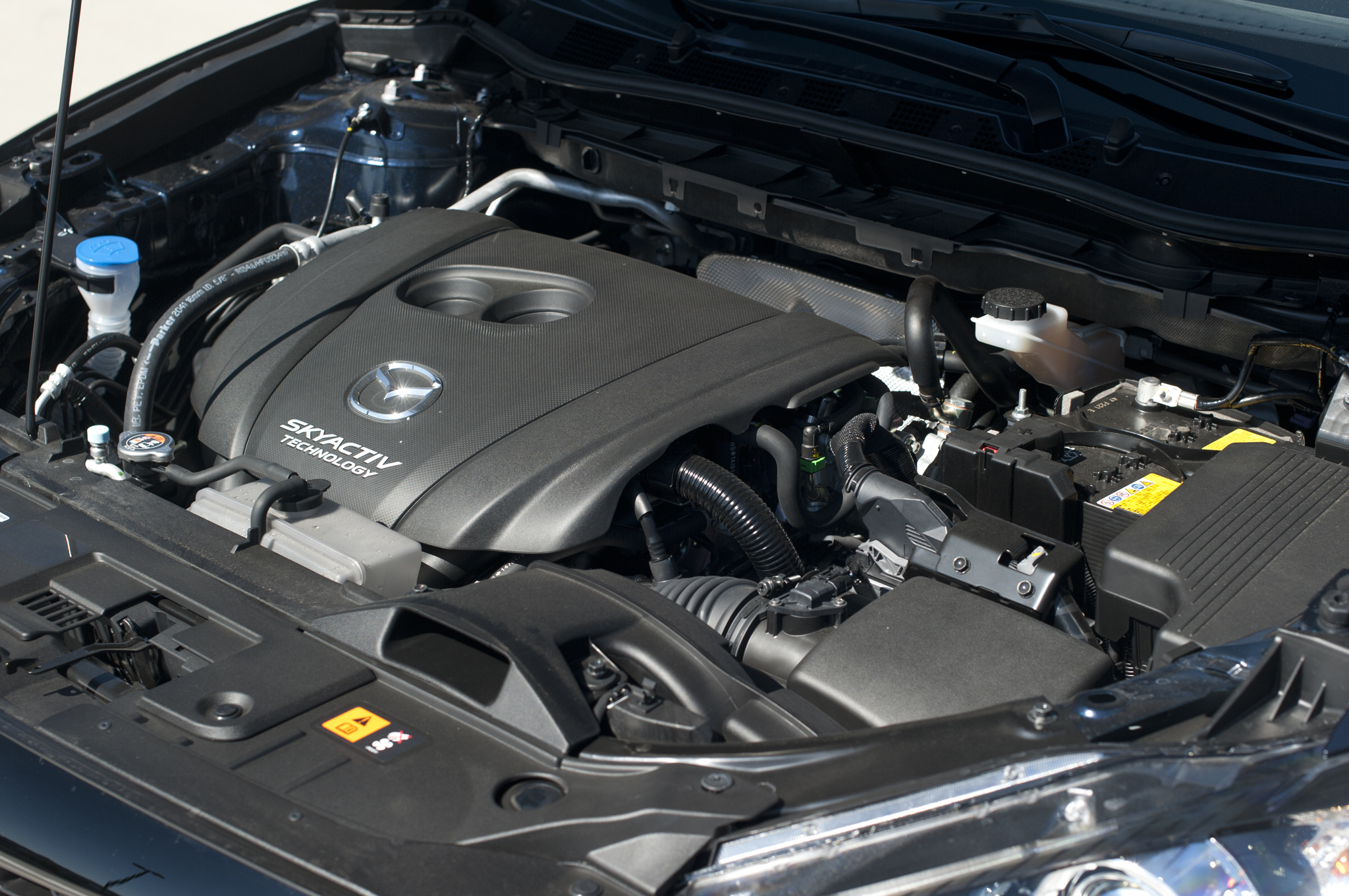 Mazda cx5 engine