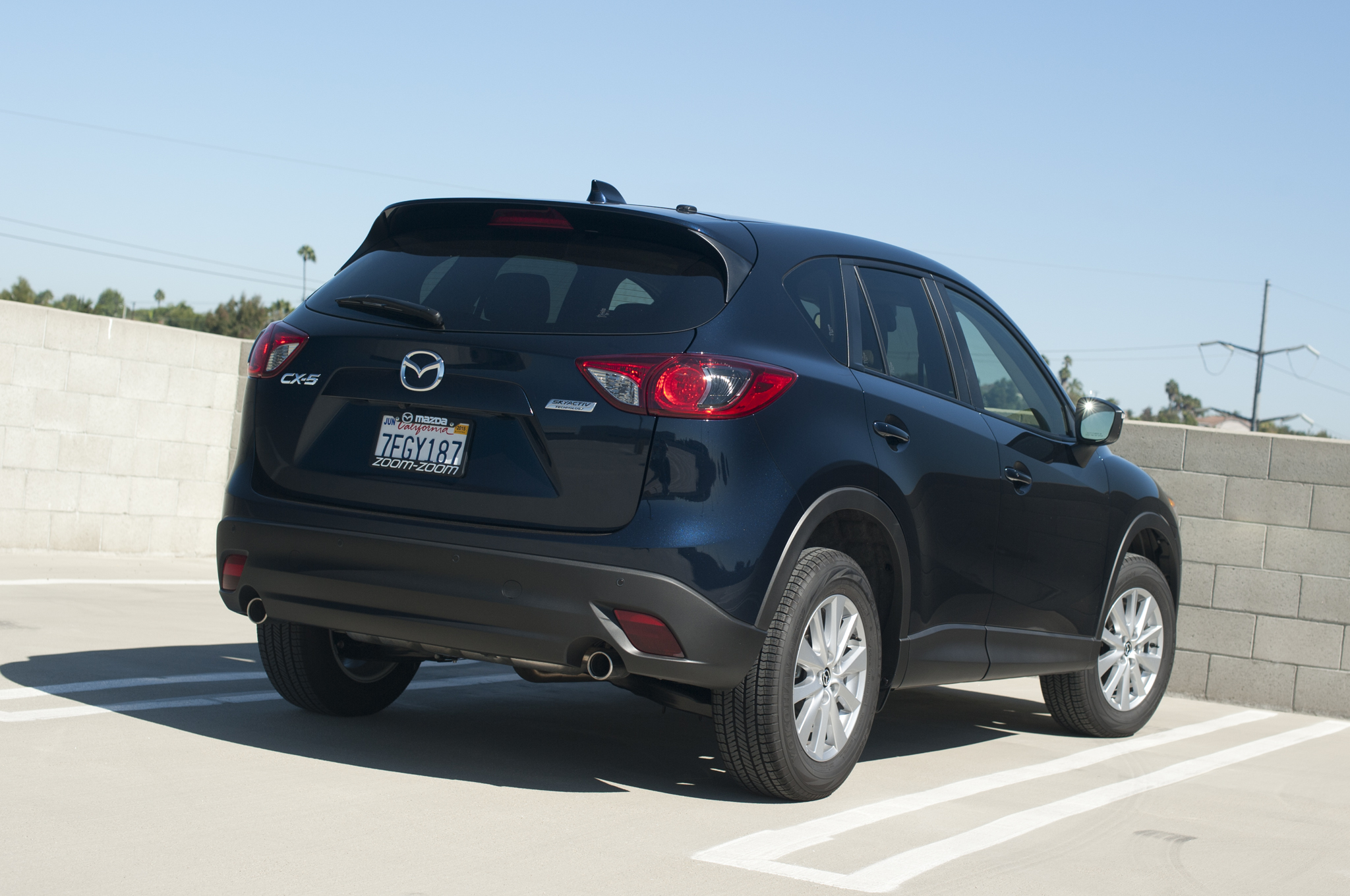 2015 mazda cx-5 touring long-term verdict review - motortrend