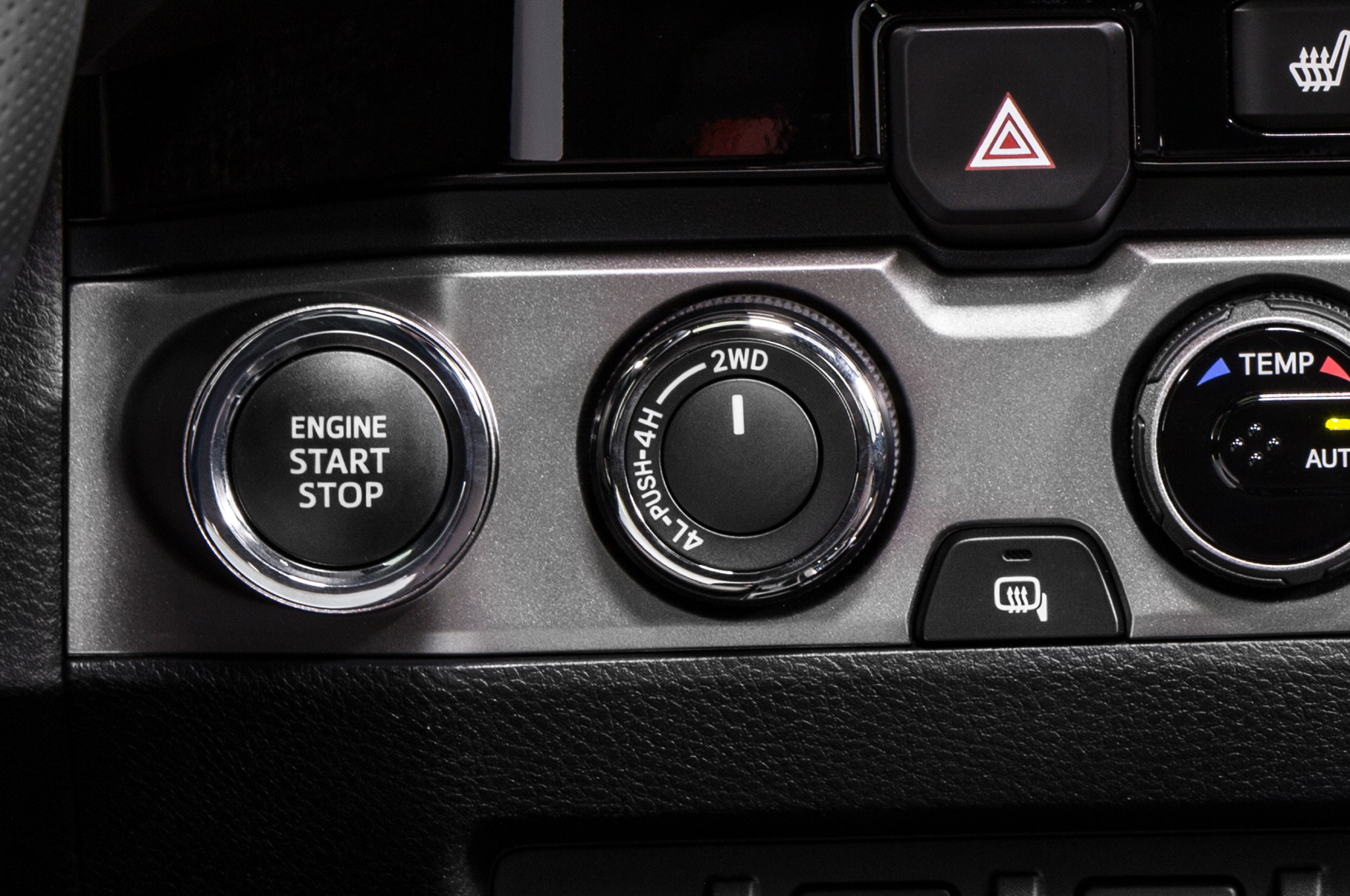 Toyota Sienna 2010-2018 Owners Manual: Changing engine switch modes