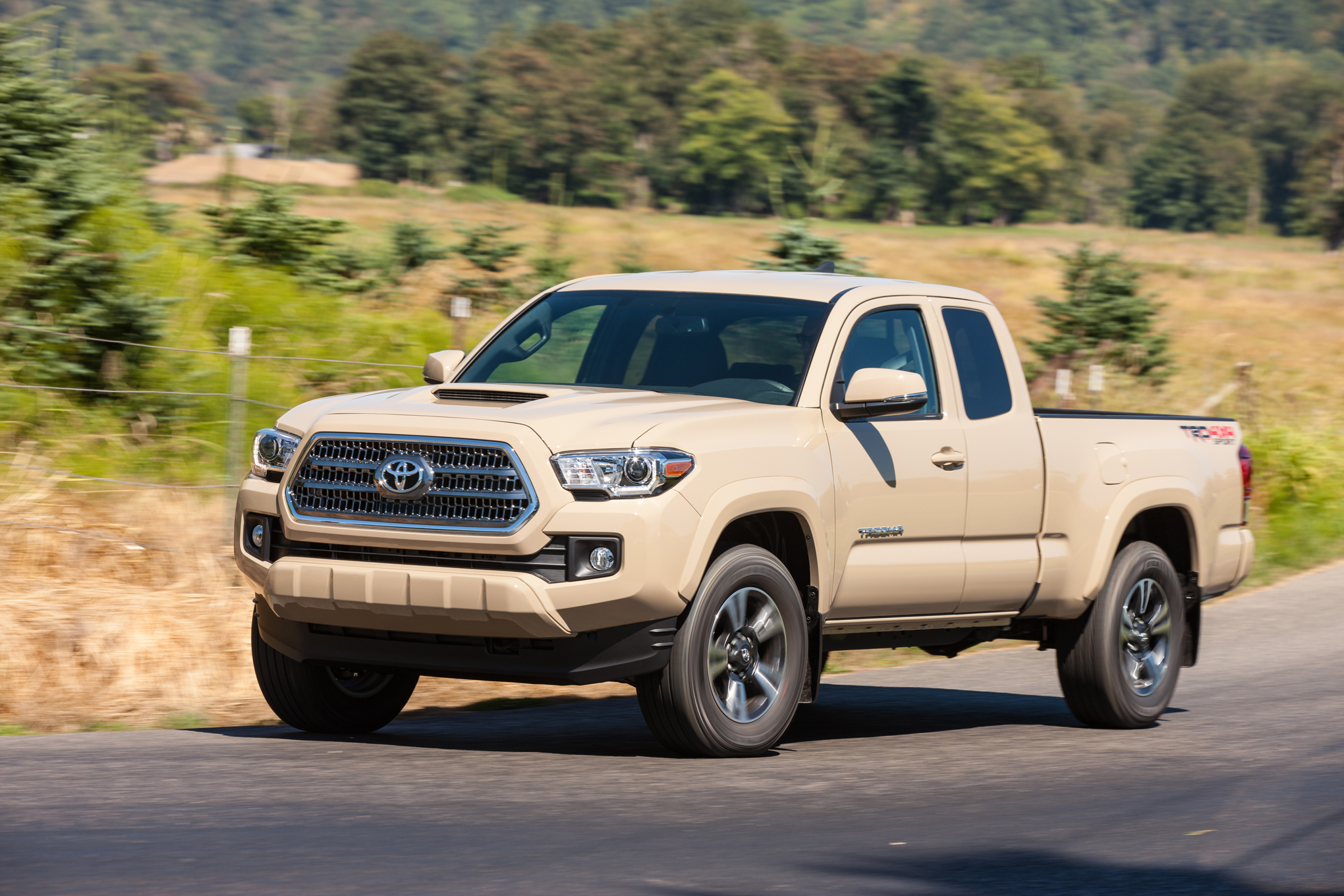 Lovely 2016 Toyota Tacoma Price Jumps To $24,200