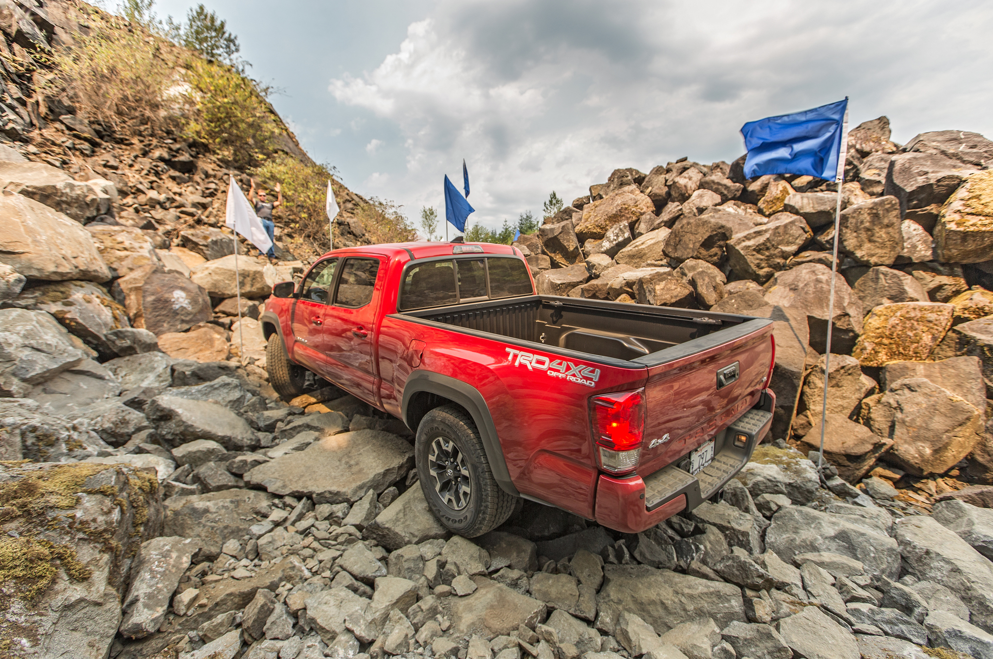 2016 Toyota Tacoma Trailer Hitch Wiring Harness Trusted Towing 10 Most Important Changes To The Motor Trend For