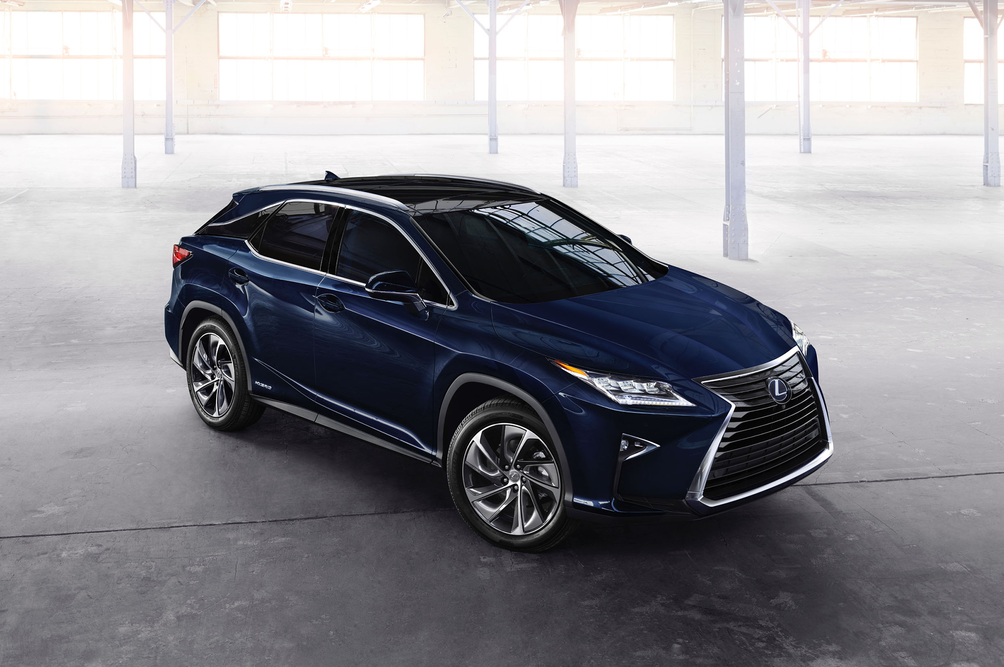 Report Lexus May Be Close to Announcing Three Row RX Motor Trend