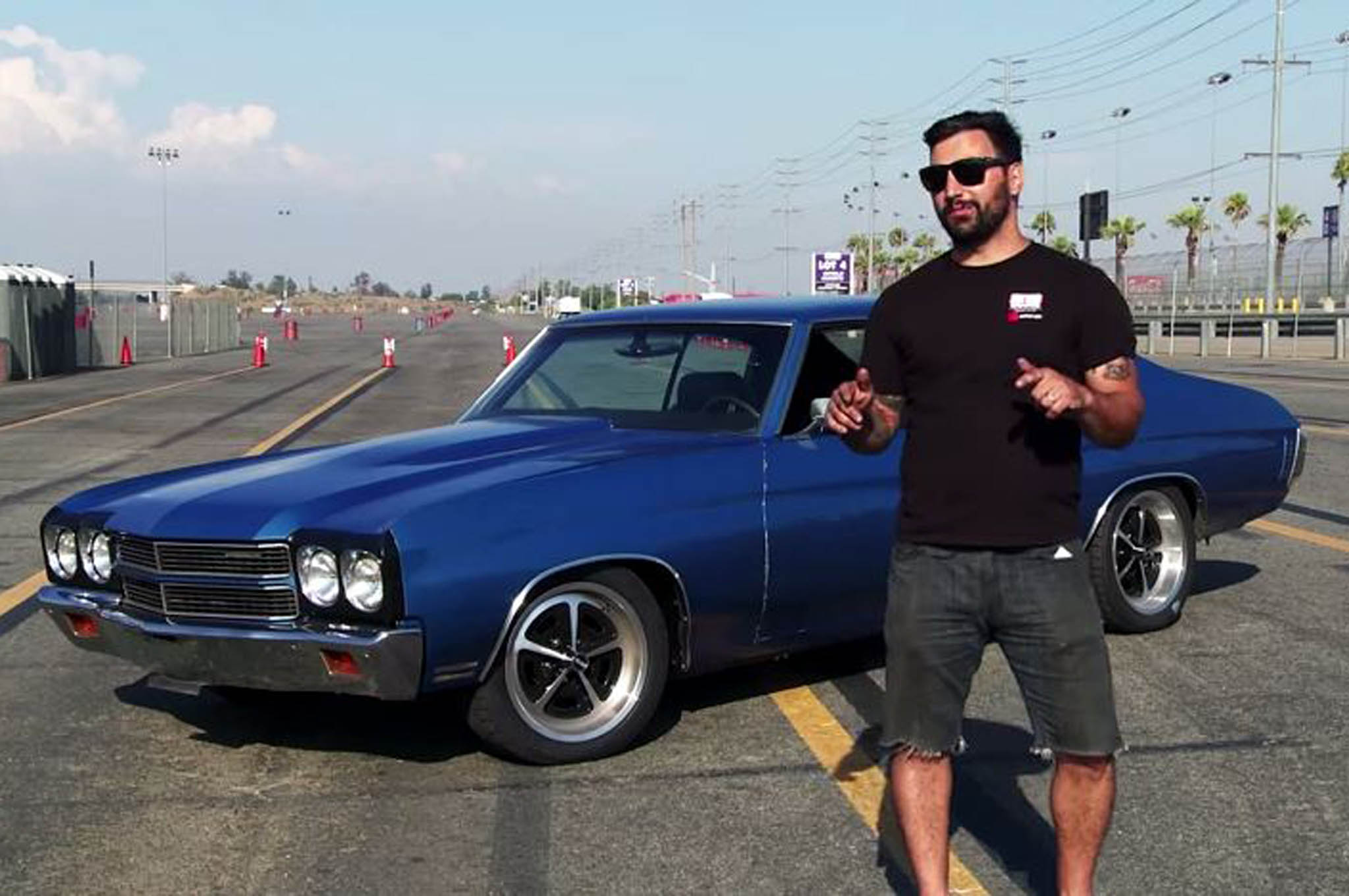 Hot Rod Garage Upgrades Differential on 1970 Chevelle HT502