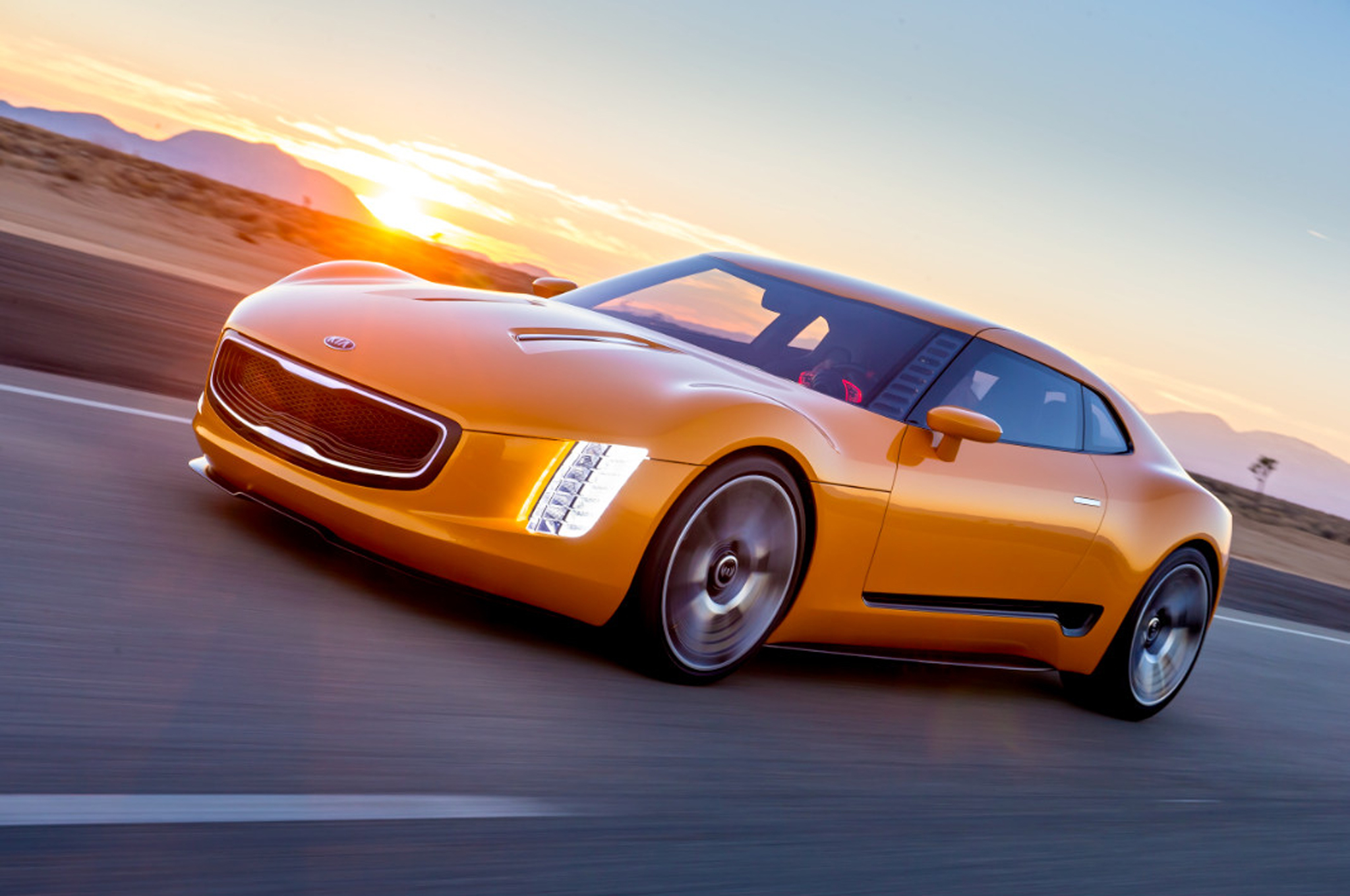 Report Kia Building A Sports Car Based On Gt4 Stinger Concept