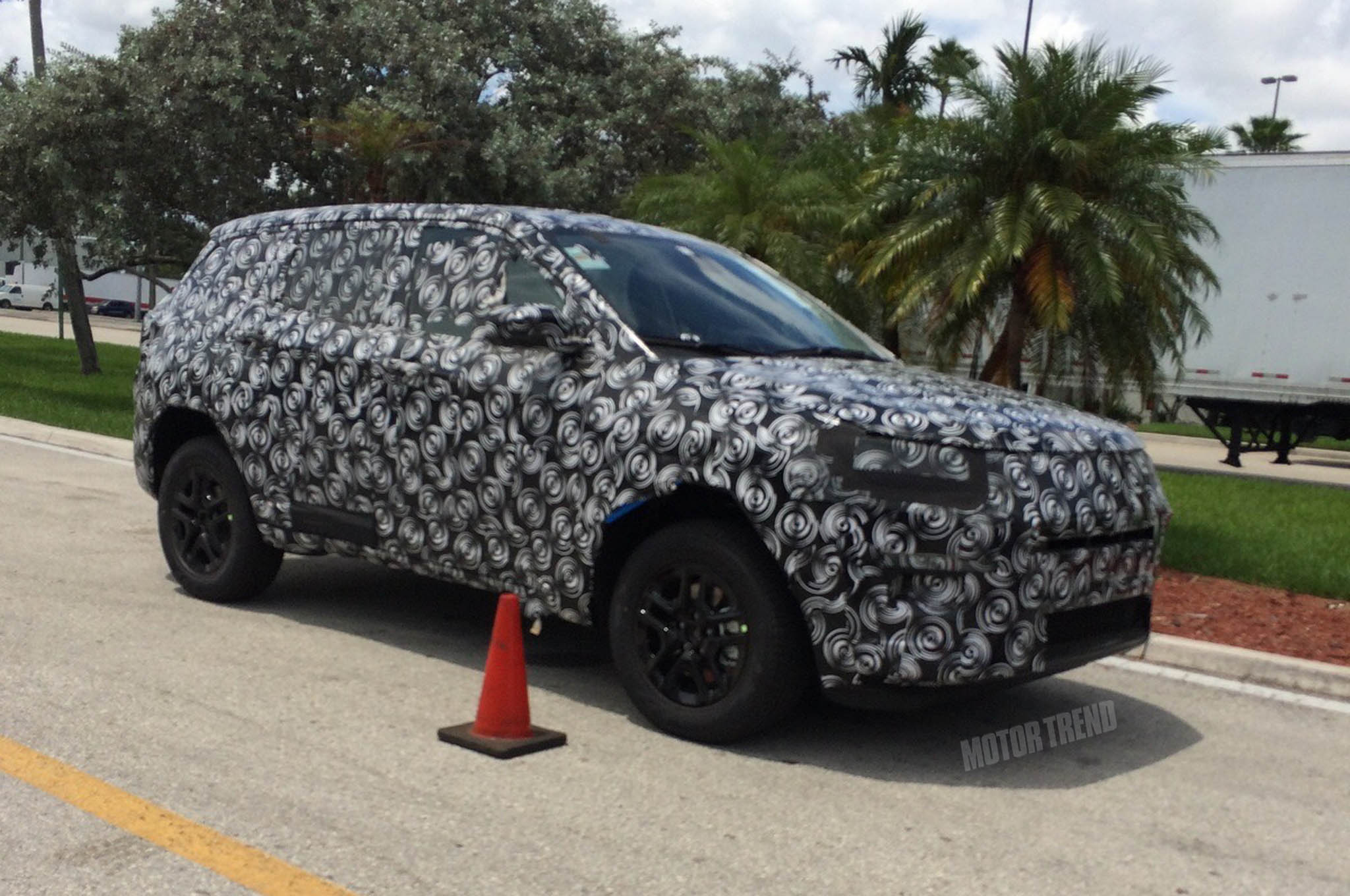 Spied: Mystery Crossover Prototype Caught in Miami