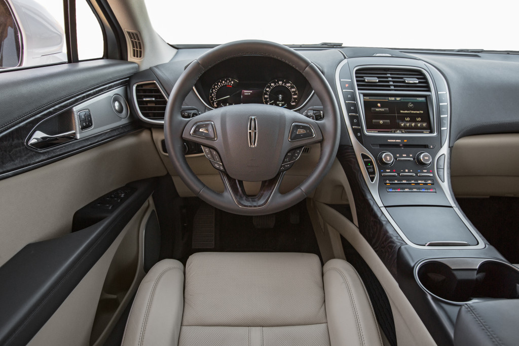 2016 Lincoln MKX AWD First Test Review - Motor Trend