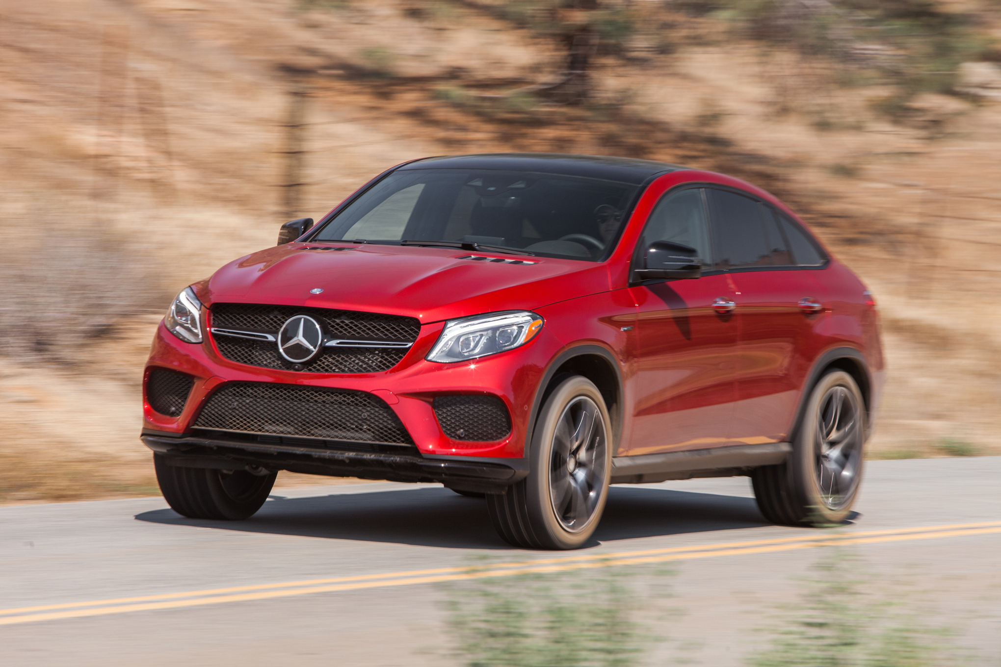 2016 mercedes benz gle coupe first drive review for Mercedes benz gle 450