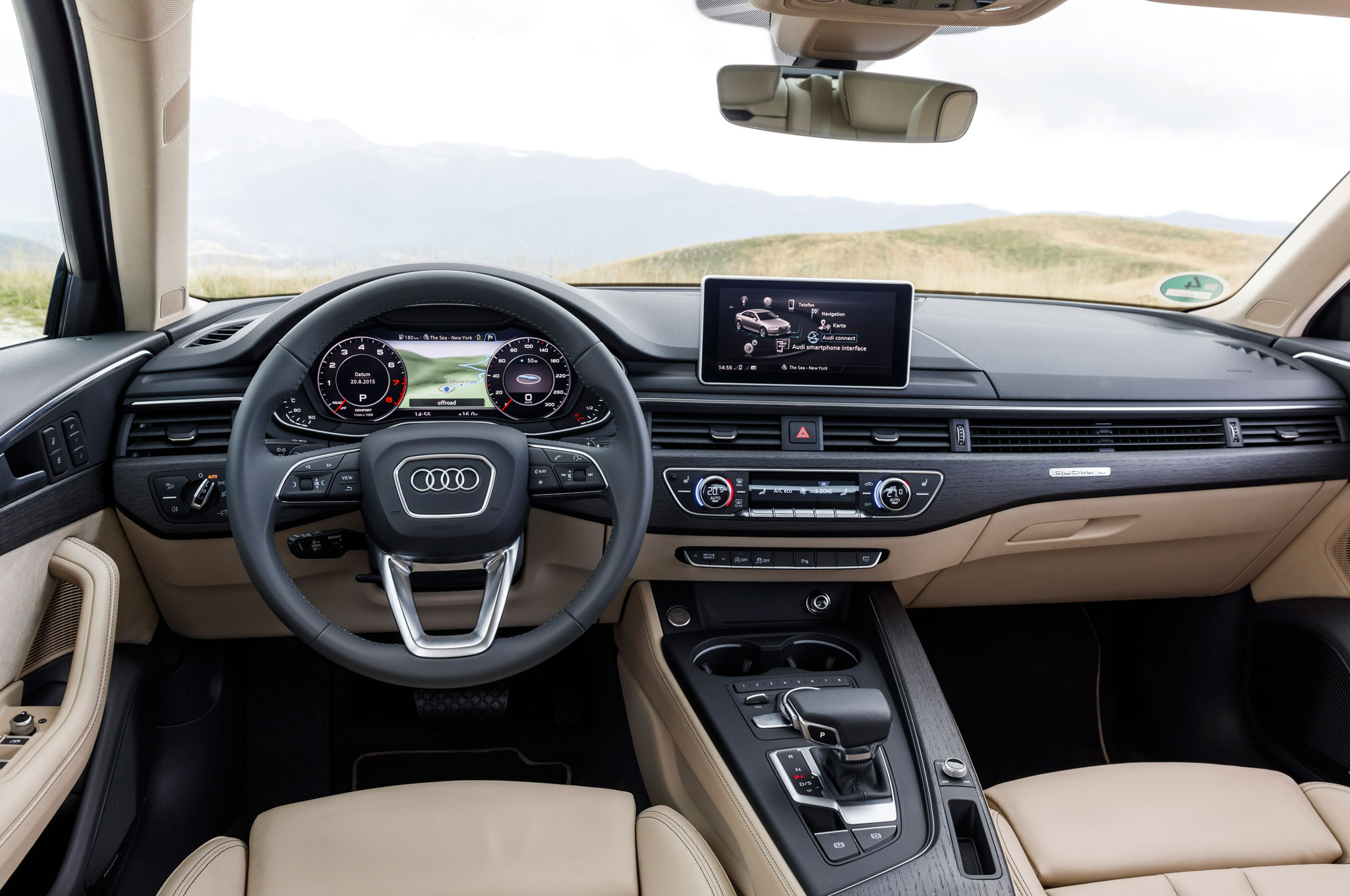 Image Result For Audi A Interior Dimensions