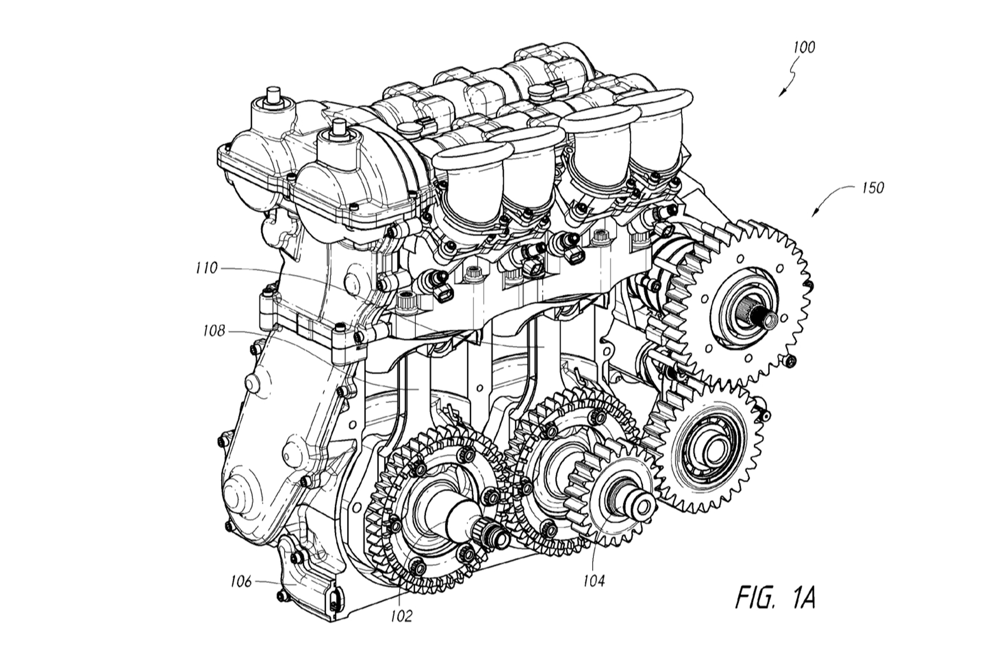Racing Legend Dan Gurney Patents New Internal Combustion
